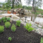 landscaping & water features